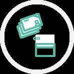 移動にかかる代金の支払いは、当日現金決済or事前にカード決済