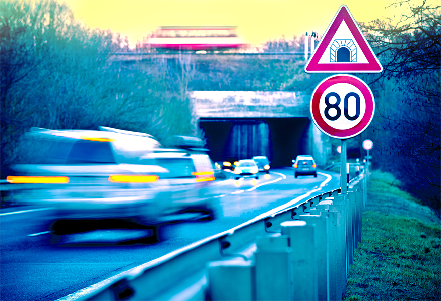 連続運転・速度制限について